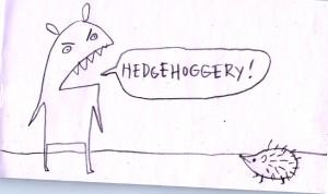 hedgehoggery