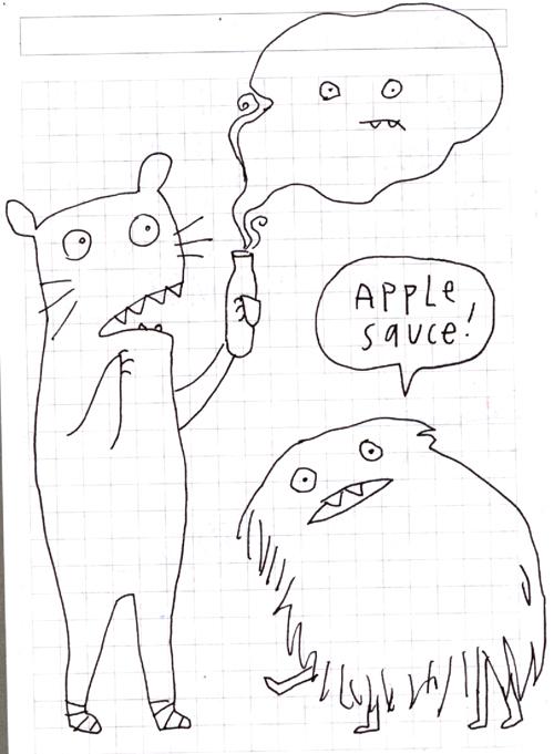 applesauce?
