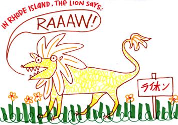 lionsays
